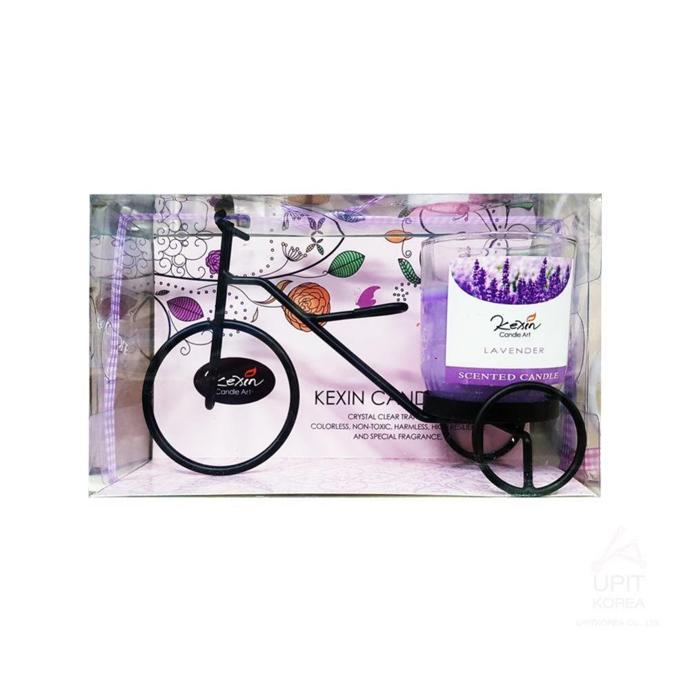 자전거 컵초(라벤더향) 생활용품 가정잡화 집안용품 생활잡화 기타잡화