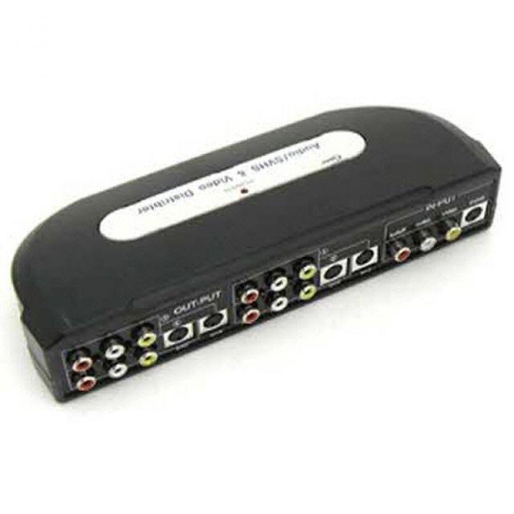 LC514 컴스 AV 분배기 41 SVHS Video 2RCA 컴퓨터용품 PC용품 컴퓨터악세사리 컴퓨터주변용품 네트워크용품 rgv케이블 컴포넌트케이블 dsub케이블 vga젠더 hdmi컨버터 av셀렉터 hdmiav utp케이블 컴포지트케이블 무선송수신기