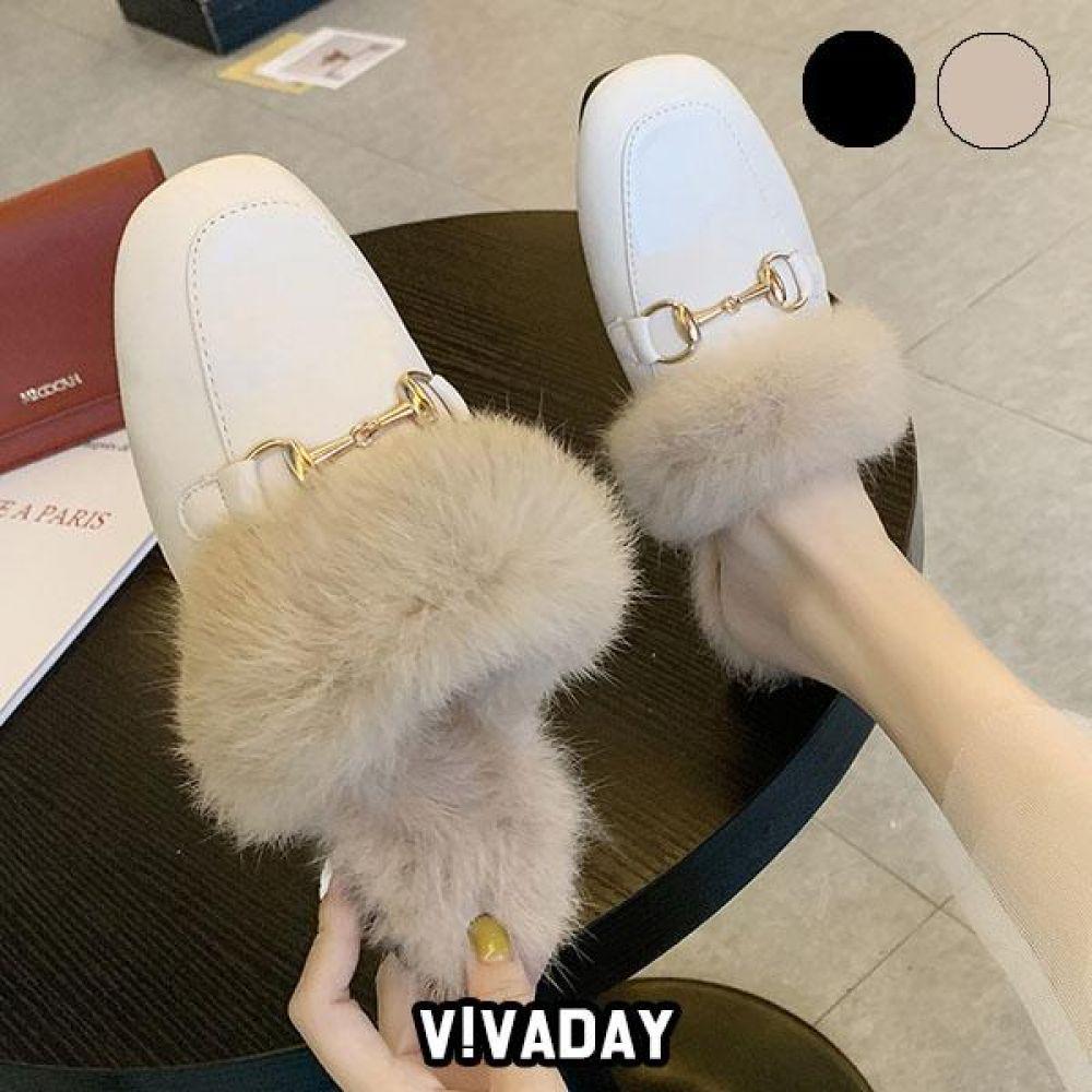 VIDS-SS238 털블로퍼 스니커즈 로퍼 플랫 단화 운동화 데일리운동화 패션운동화 모카신 방한화 겨울신발