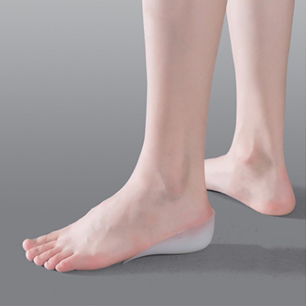 실리콘 양말속 키높이 깔창 (HM0130) 신발깔창 실리콘깔창 키높이깔창 깔창 양말속깔창 신발용품 키높이 실리콘 신발