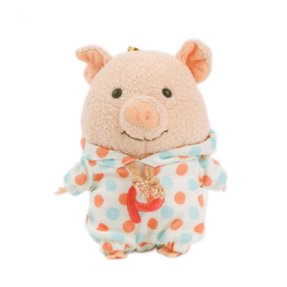 푸우통 물방울 마스코트 가방고리 인형선물 캐릭터인형 봉제인형 귀여운인형 나이토디자인 푸우통 푸우톤 돼지인형 puton 푸우통인형