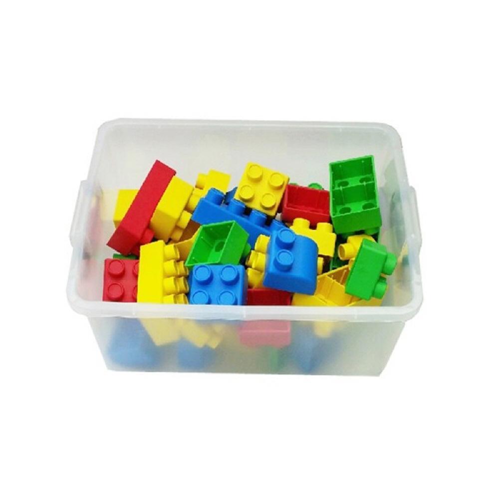 유치원 유아 만들기 장난감 블록 마킹 레고 블럭 50p 퍼즐 블록 블럭 장난감 유아블럭