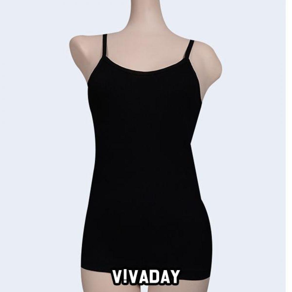 VIVADAY-SC318 골지 여성용 끈런닝 팬티 속바지 트렁크 속치마 속옷 여성속옷 남성속옷 런닝 나시 반팔