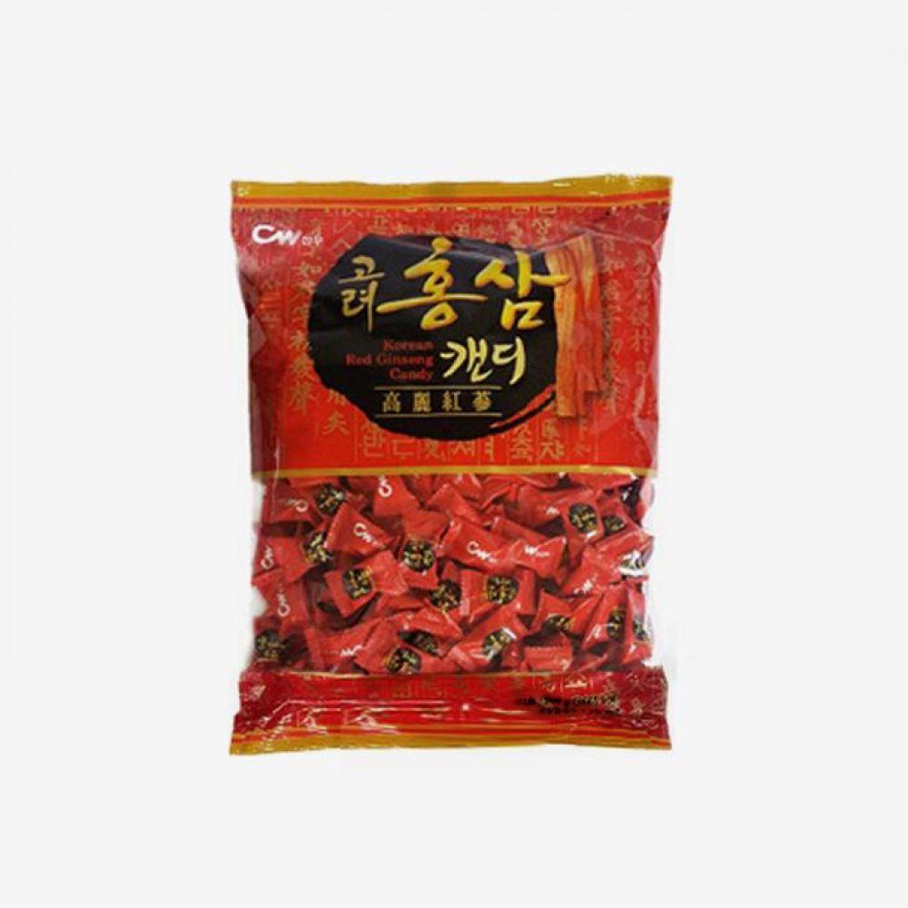 청우 고려 홍삼 캔디 900g 1박스 청우식품 간식 주전부리 스낵 과자 캔디 홍삼 사탕