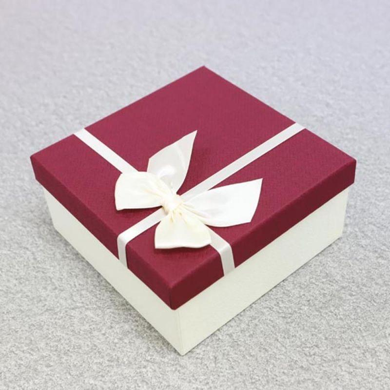 포장박스 정사각 선물상자 3종세트 레드 상품권박스 상품권박스 선물상자 포장상자 포장박스 상품권케이스