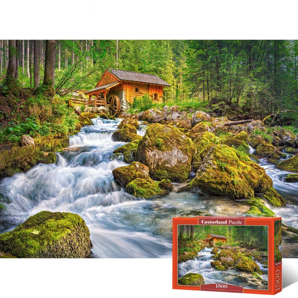 1500피스 직소퍼즐 - 방앗간 (LD151783) 직소퍼즐 퍼즐 퍼즐직소 일러스트퍼즐 취미퍼즐
