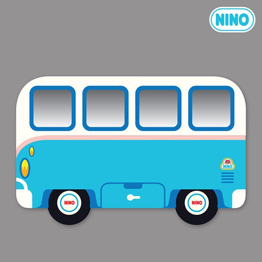 측면 아이방 안전 거울 니노 미러보드 미니버스하늘 안전거울 어린이집 유아원 인테리어소품 아이놀이