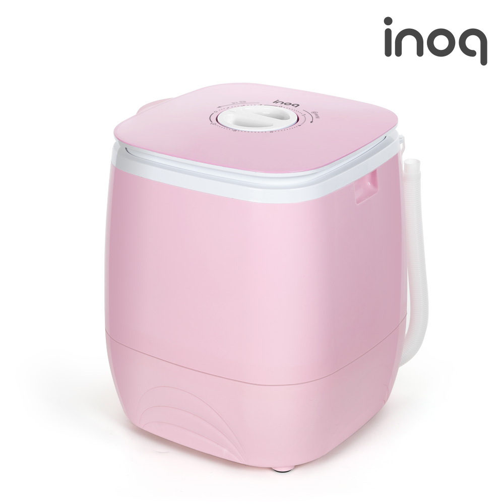 이노크 미니세탁기 IA-W1 핑크