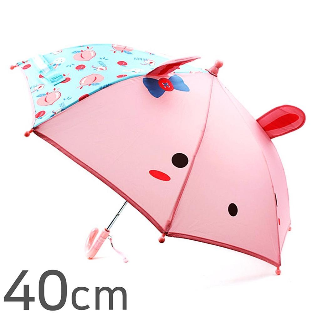 로라앨리 피치 우산 40cm (수동)(736170) 잡화 생활잡화 캐릭터 캐릭터상품 생활용품