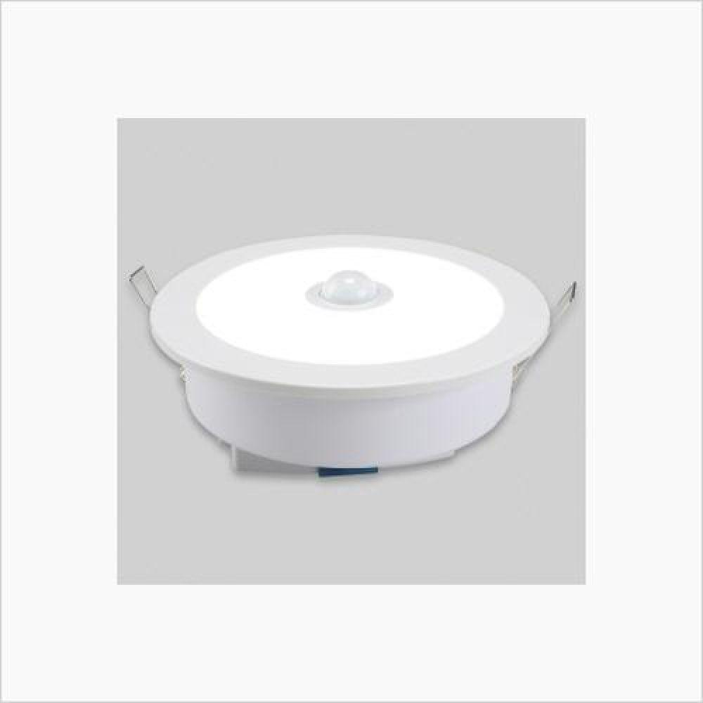 인테리어조명 고효율 LED센서등 6in 15W 주광색 철물용품 인테리어조명 LED벌브 LED전구 전구 조명 램프 LED램프 할로겐램프 LED등기구