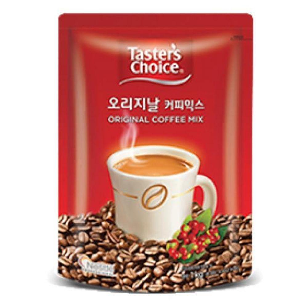 초이스 오리지날 커피믹스 1kg . . . . . .