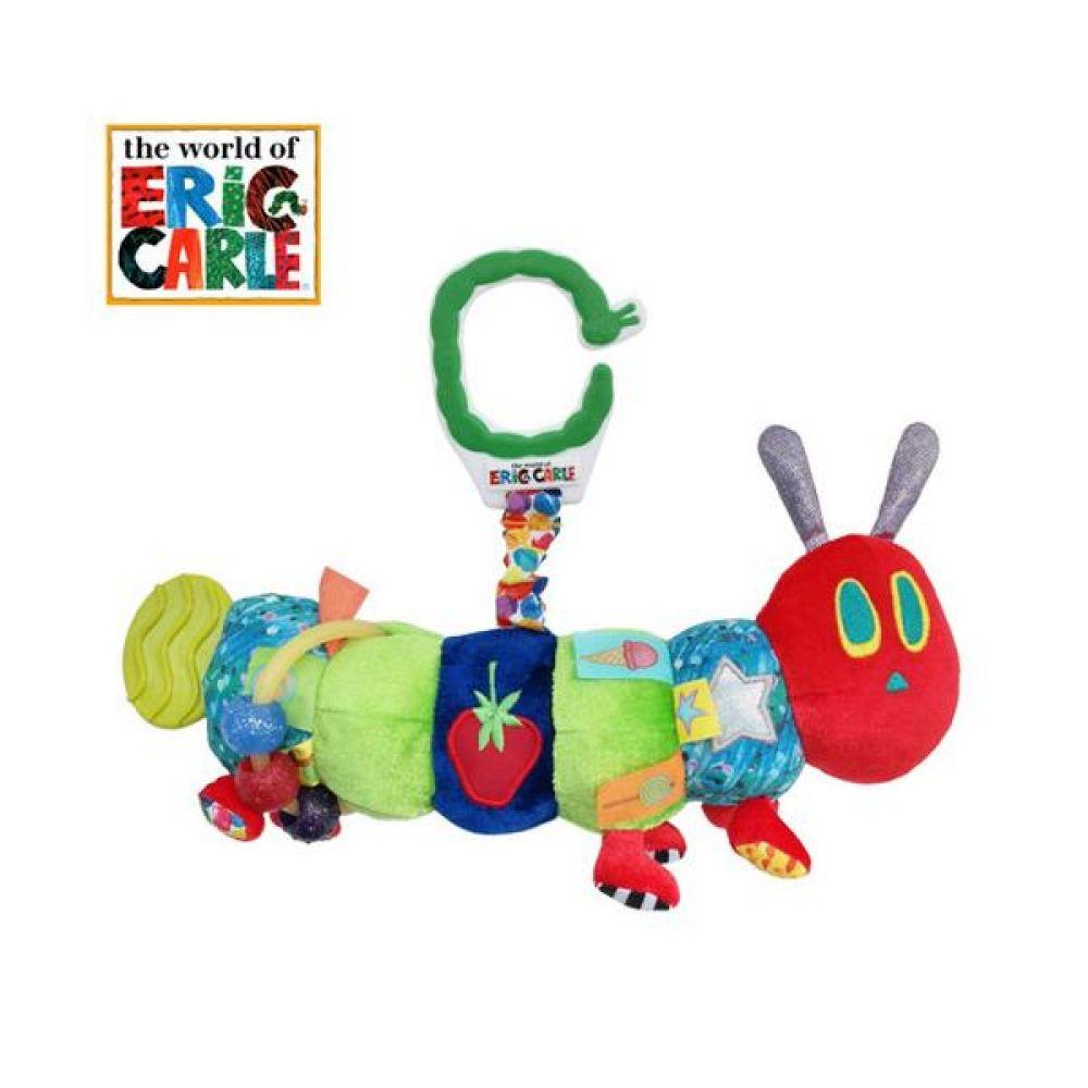 에릭칼 애벌레 감각놀이 완구 문구 장난감 어린이 캐릭터 학습 교구 교보재 인형 선물