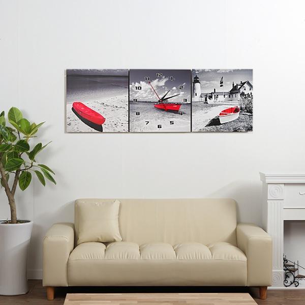 JHC컴퍼니 어부의 노래 병풍 벽시계(155cm) 벽시계 탁상시계 시계 클래식시계 엔틱벽시계
