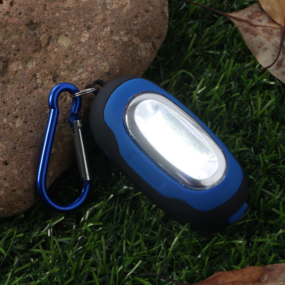 LED 카라비너 랜턴 블루 손전등 후레쉬 캠핑용품 후레쉬 캠핑랜턴 캠핑용품 랜턴 캠핑렌턴