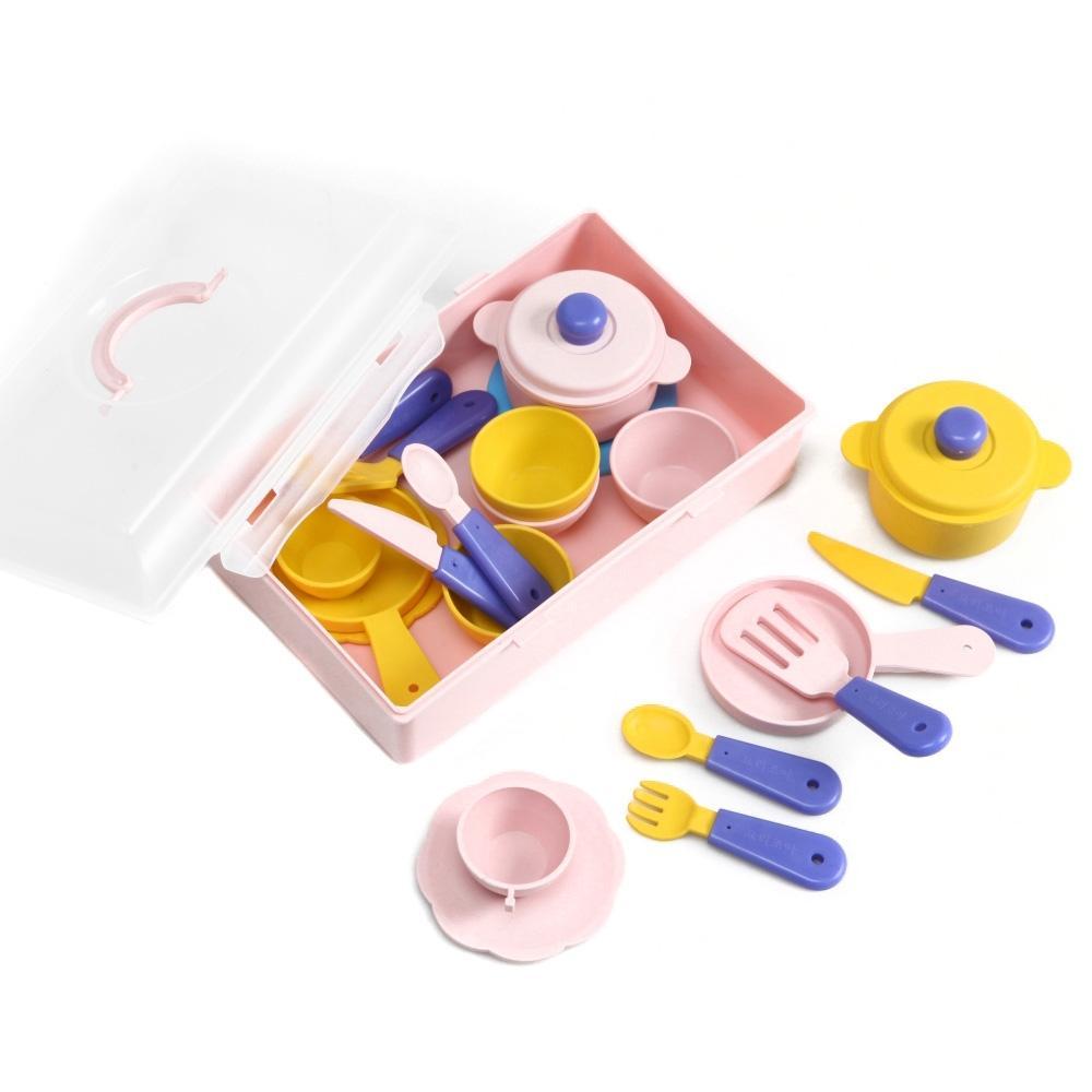 선물 유아 소프트 소꿉 놀이 11종 2세트 어린이날 완구 어린이집 유아원 초등학교 장난감