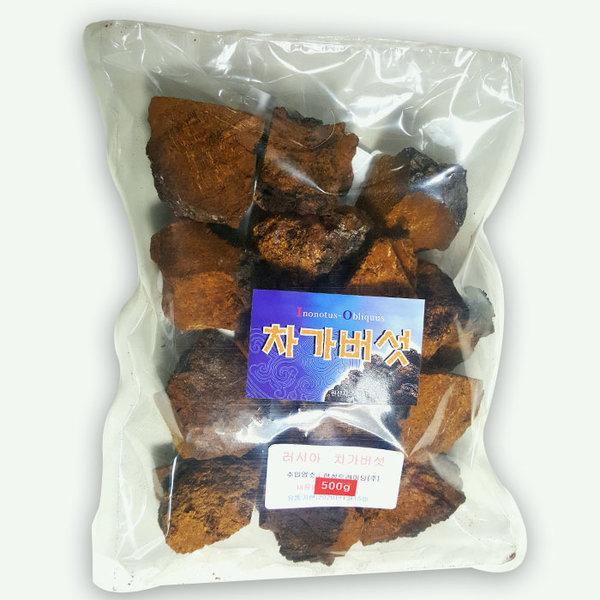 동의한약나라 러시아산 차가버섯 500g 동의한약나라 차가버섯환 차가버섯 차가 버섯 건강환