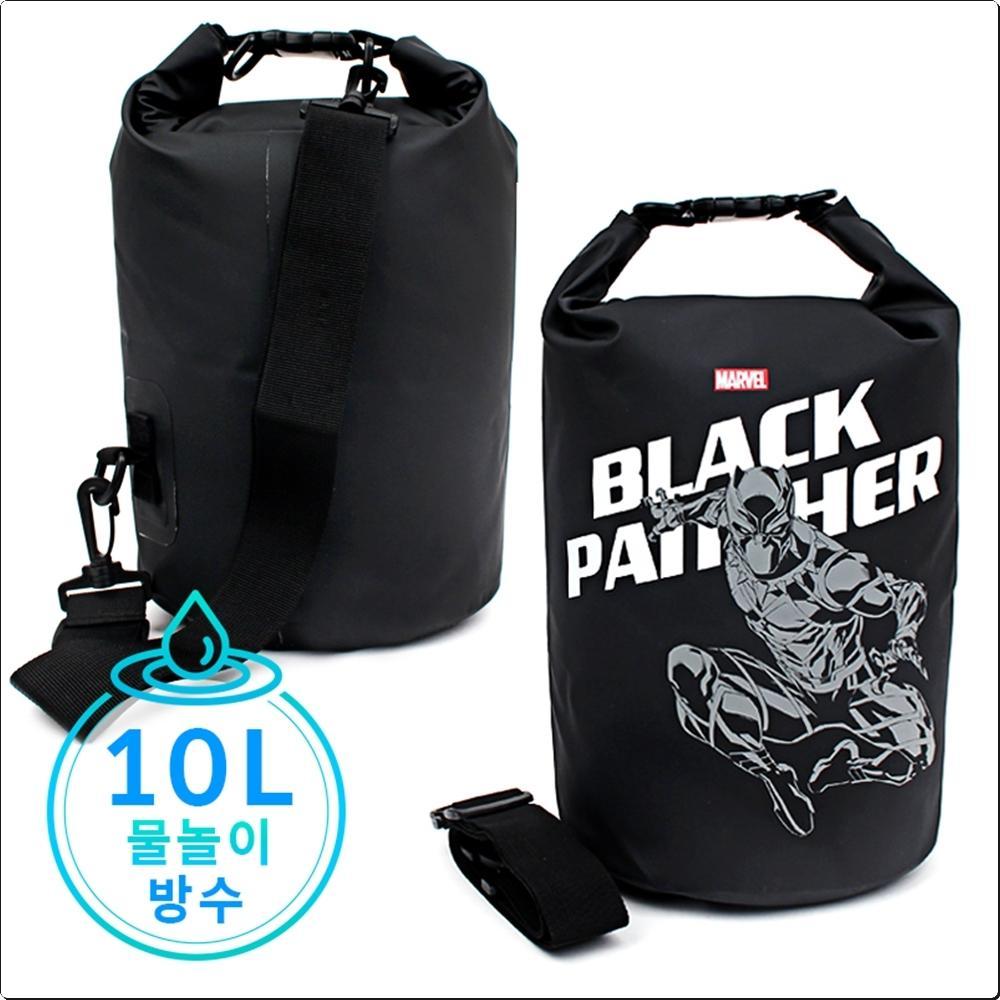 (마블) 블랙팬서 드라이백 10L (어깨끈)(748173) 캐릭터 캐릭터상품 생활잡화 잡화 유아용품