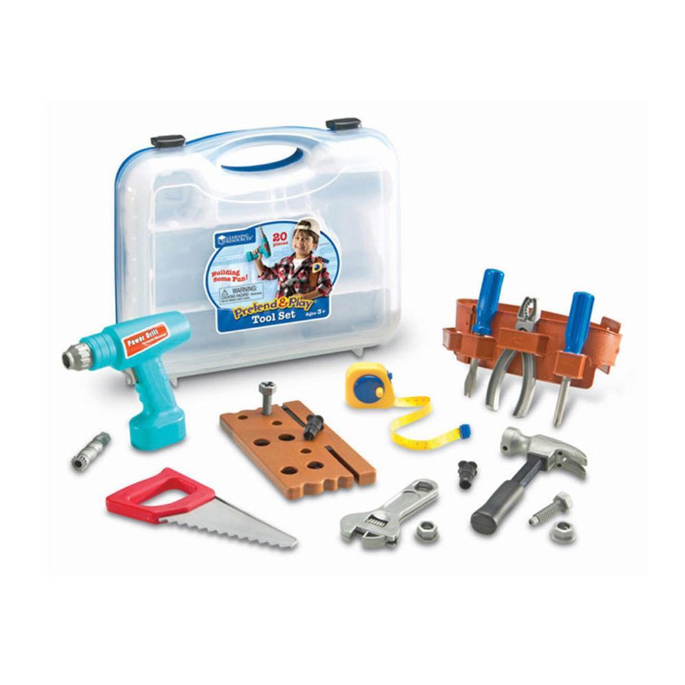 조카 유아 장난감 역할 공구 놀이 세트 어린이날 선물 완구 어린이집 유아원 초등학교 장난감