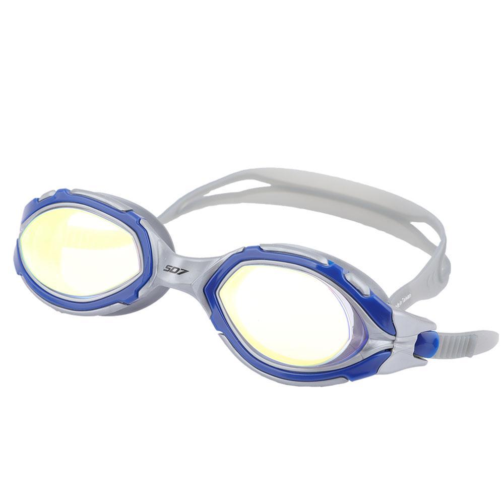 SGL-41UV_BLGD SD7 프리미엄 오픈워터 수경 자동밴드 조절 시스템 수영용품 물안경 남자수경 여자수경 성인물안경