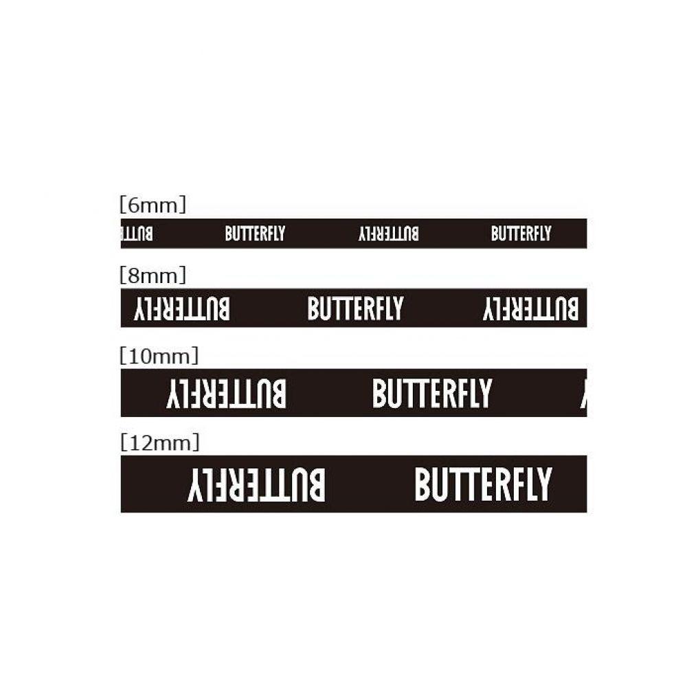 버터플라이 탁구라켓 사이드테이프 48cm 블랙 탁구용품 탁구 탁구라켓용품 라켓테이프 라켓사이드테이프
