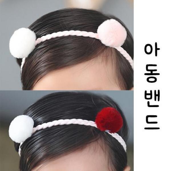 유아머리띠 헤어밴드 머리핀 A220278