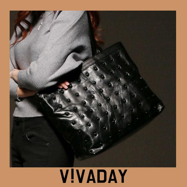 VAG368 블랙스터드숄더백 백팩 패션가방 숄더백 토트백 크로스백 데일리백팩 데일리크로스백 데일리숄더백 여성가방 여자가방 클러치