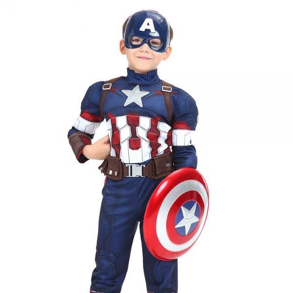 어벤져스 캡틴아메리카 코스튬16 할로윈 유아동할로윈 유아동코스튬 파티의상 유아동드레스 유아동원피스 할로윈원피스 아동파티의상 아동코스튬 어린이코스튬