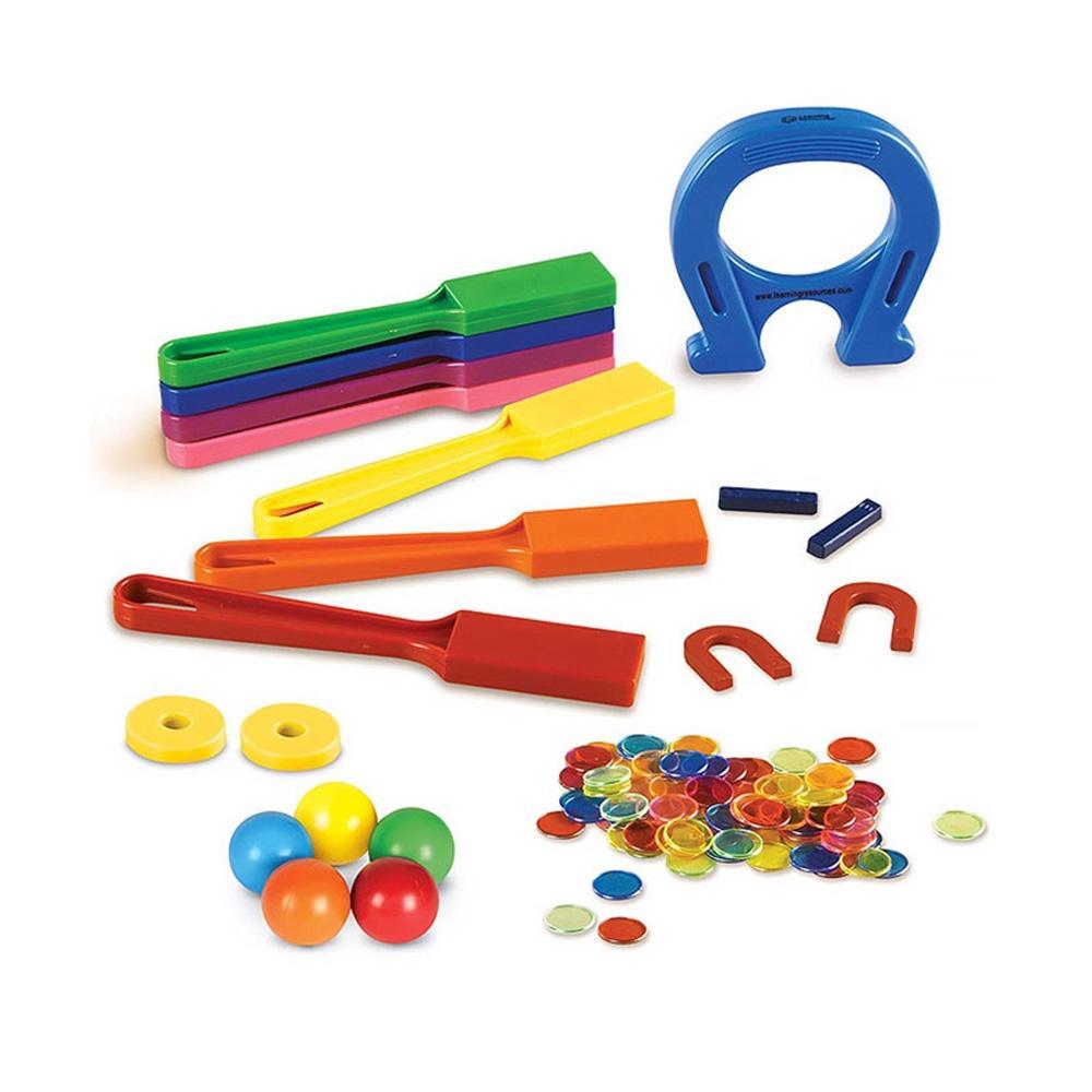 선물 어린이 아이 과학 학습 교구 슈퍼 자석랩 키트 유아원 장난감 학습교구 교구 놀이교구