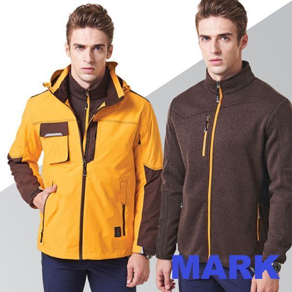 남 트래킹점퍼 MK2001_2004 폴라폴리스점퍼 남자점퍼 바람막이 등산복 등산자켓