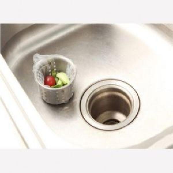 일회용 거름망 100P 대용량 음식찌꺼기 처리 거름망 싱크대용품 주방용품 음식쓰레기 배수구