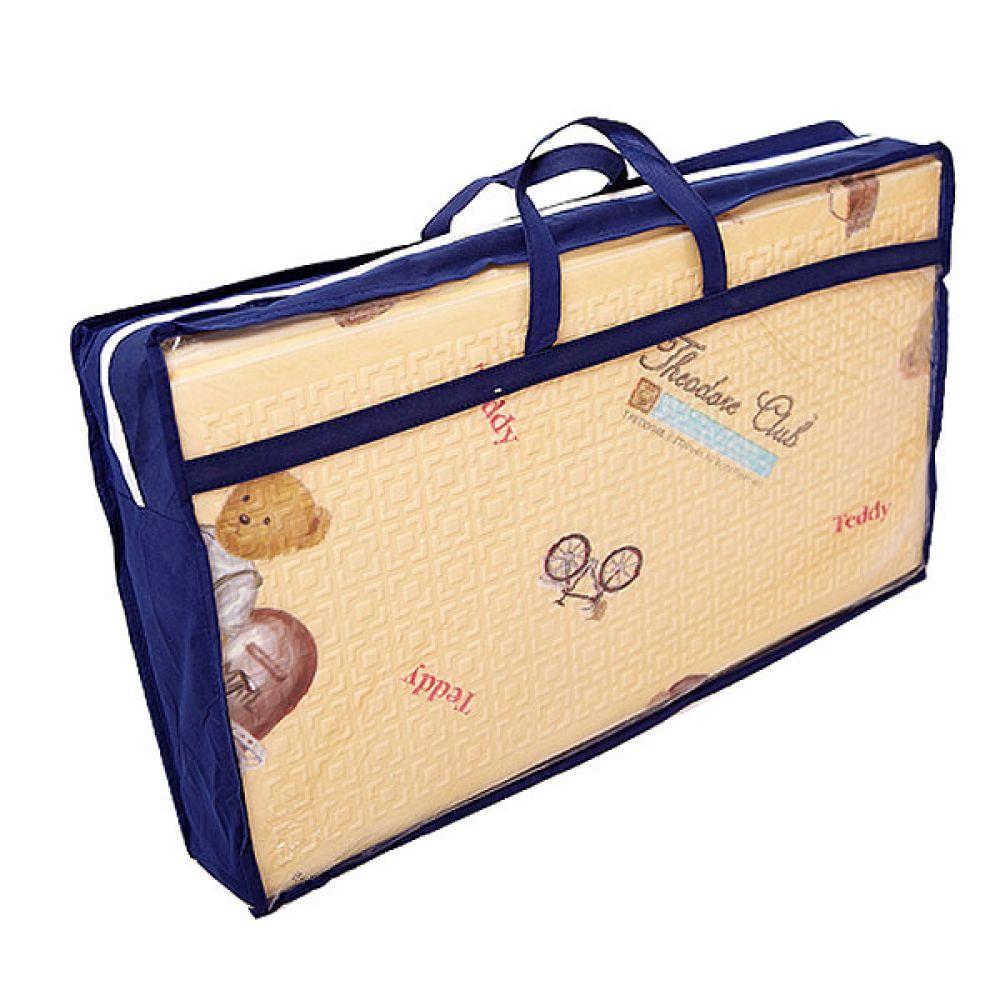 칼라 캠핑매트 테디아이보리 캠핑용품 야외매트 야외돗자리 돗자리 캠핑용품 야외매트
