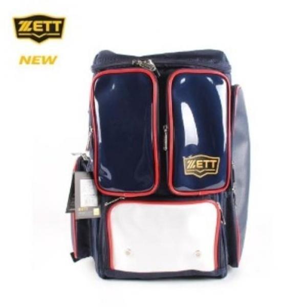 BAK-418N 백팩 (곤색_빨강_흰색) 샤인빈 운동용품 야구용품 야구장갑 야구글러브 야구 시즌야구 야구공 야구가방