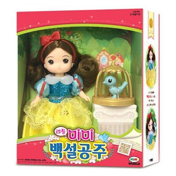 미미 리틀미미 백설공주(85941) 장난감 완구 토이 남아 여아 유아 선물 어린이집 유치원