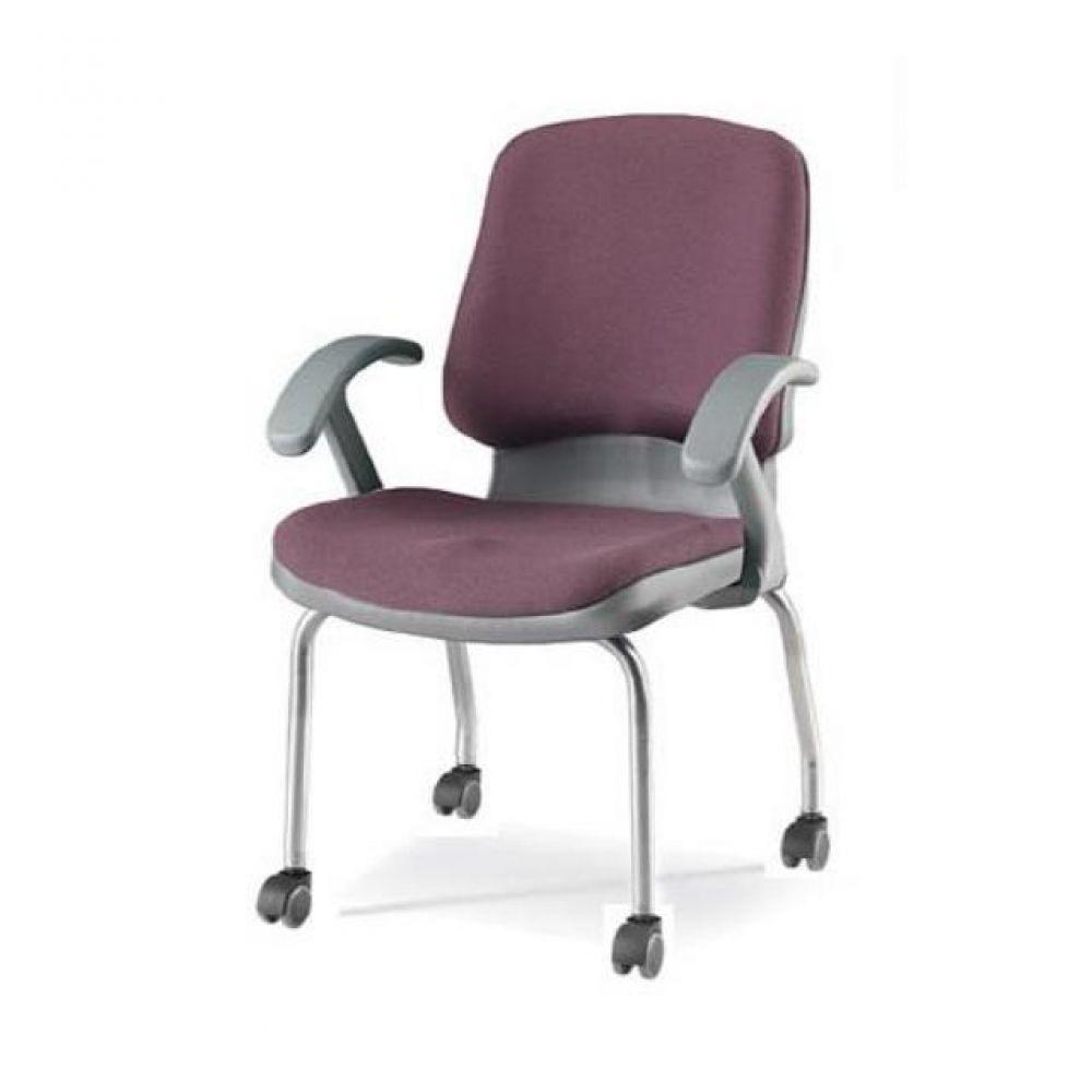 회의용 바퀴의자 팬텀(중) 팔유(올쿠션) 568-PS1006 사무실의자 컴퓨터의자 공부의자 책상의자 학생의자 등받이의자 바퀴의자 중역의자 사무의자 사무용의자