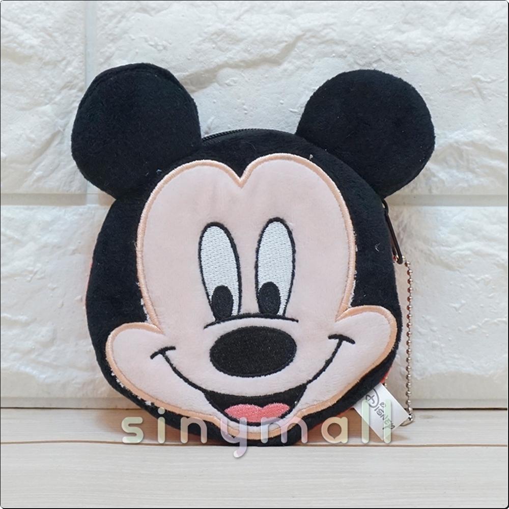 (디즈니) 미키마우스 얼굴동전지갑 (002733) 캐릭터 캐릭터상품 생활잡화 잡화 유아용품