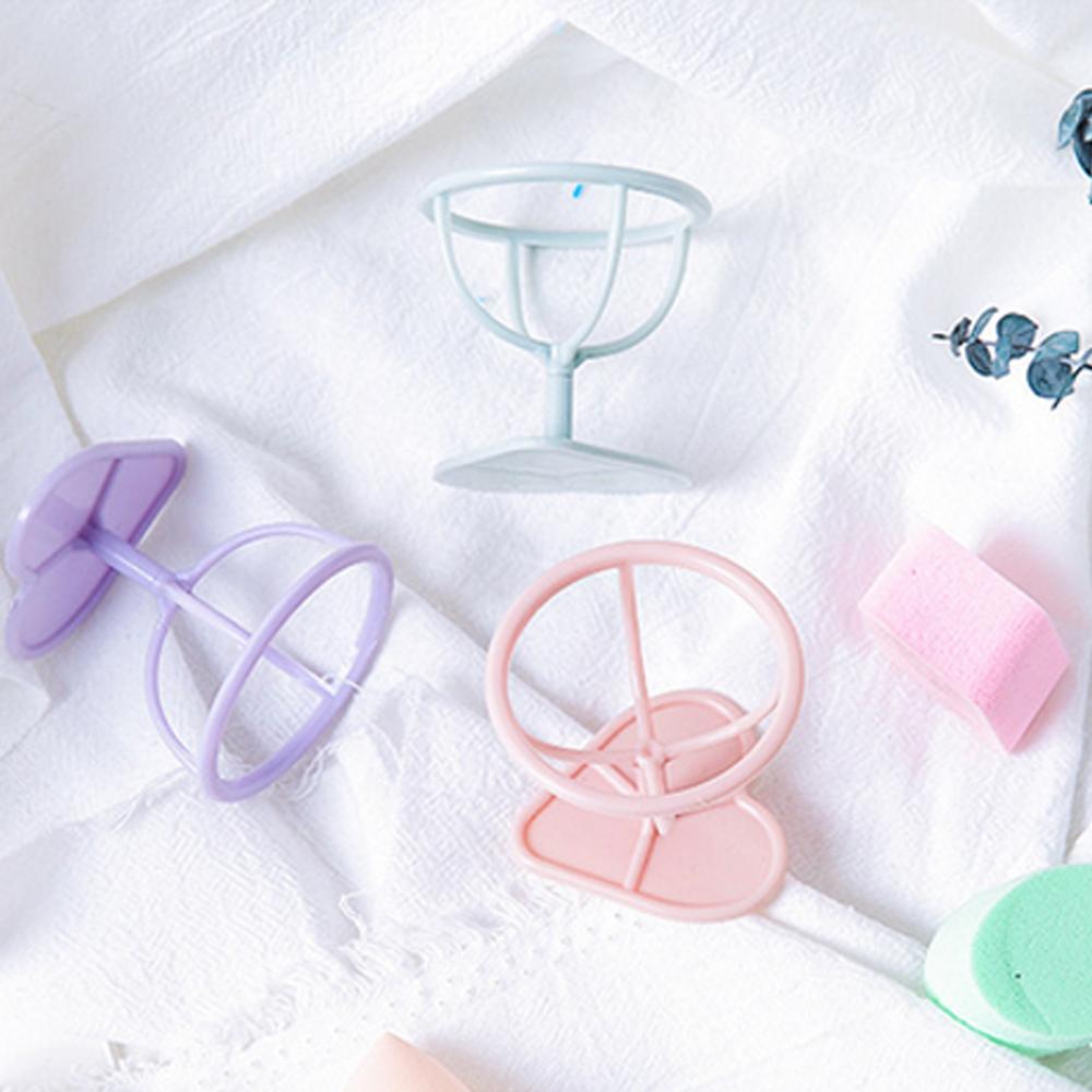똥퍼프 거치대(HM0093) 거치대 똥퍼프 똥퍼프거치대 화장품용품 정리용품
