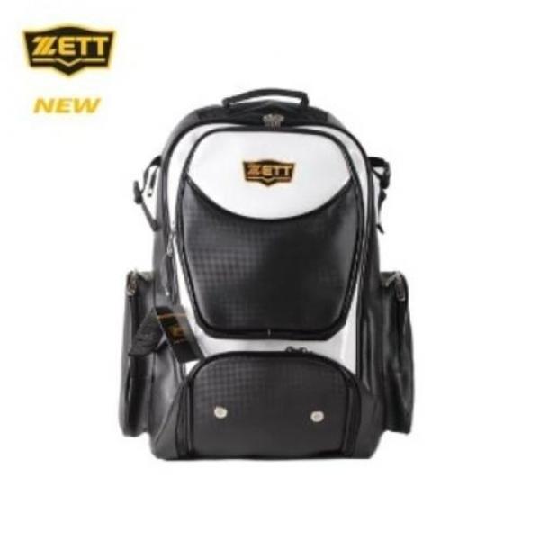 BAK-438J 백팩 (검정_흰색) 샤인빈 운동용품 야구용품 야구장갑 야구글러브 야구 시즌야구 야구공 야구가방