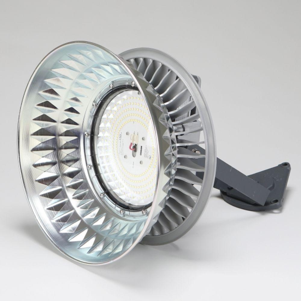 LED공장등 고효율 150W DC 벽부형 124894 인테리어조명 공장등 조명 창고 산업등