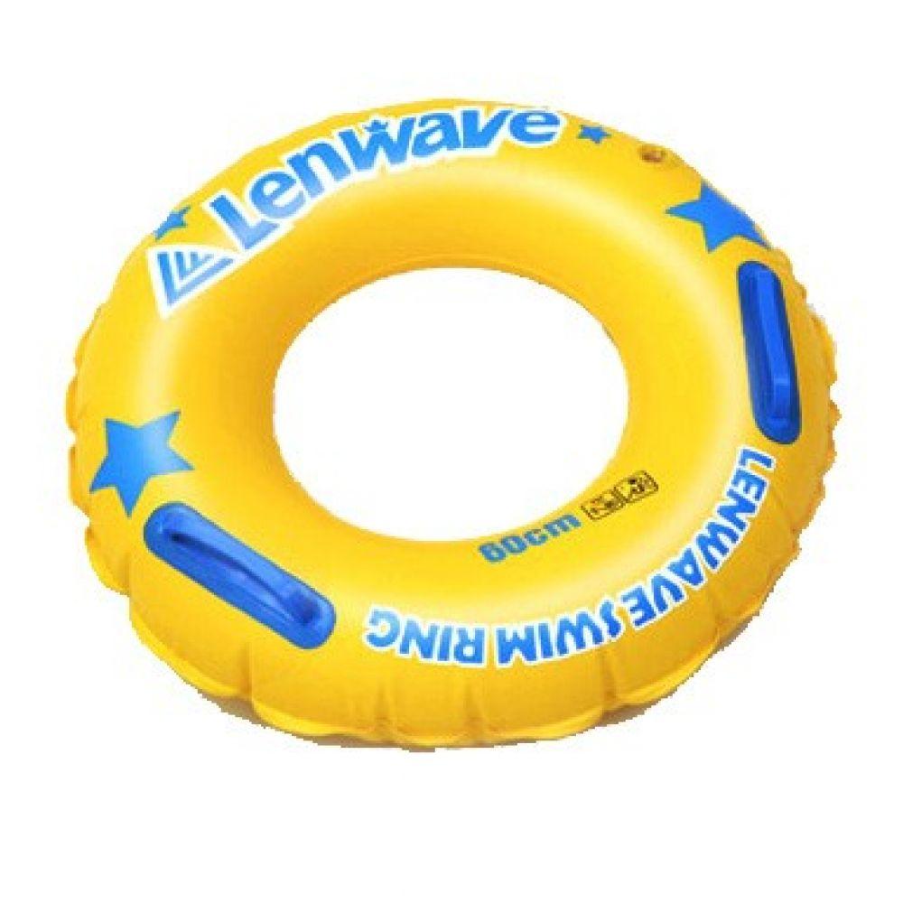 노란튜브 손잡이 원형튜브 수영 물놀이 60cm 대형튜브 워터파크 아동튜브 물놀이튜브 원형튜브 노란튜브 해변튜브 물놀이용품 보행기튜브 튜브