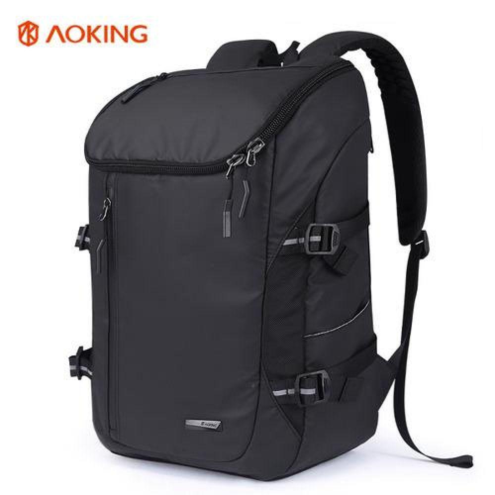 KJ_FKK008 세로지퍼 포켓 USB백팩 데일리가방 캐주얼백팩 디자인백팩 예쁜가방 심플한가방