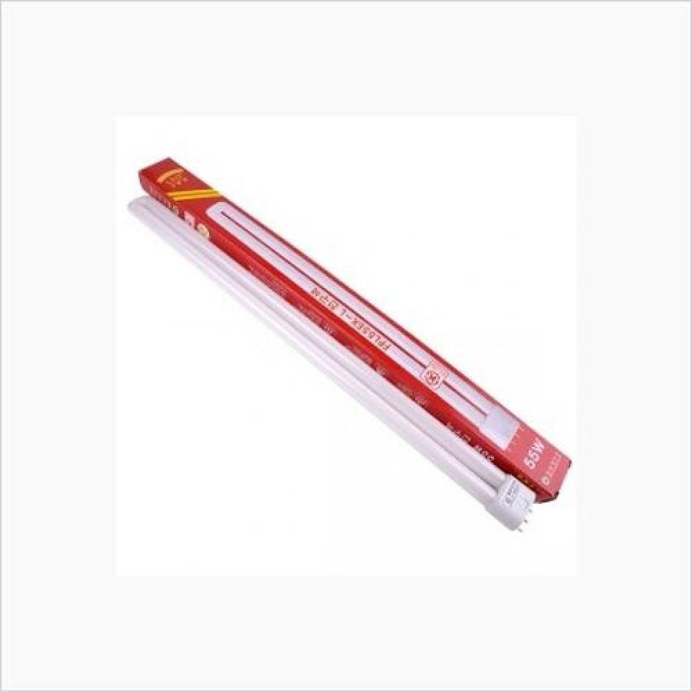 인테리어 조명용품 삼파장 PL형광램프 55W 전구색 철물용품 인테리어조명 홈조명 매장조명 삼파장램프 램프 일반램프 EL램프 PL램프