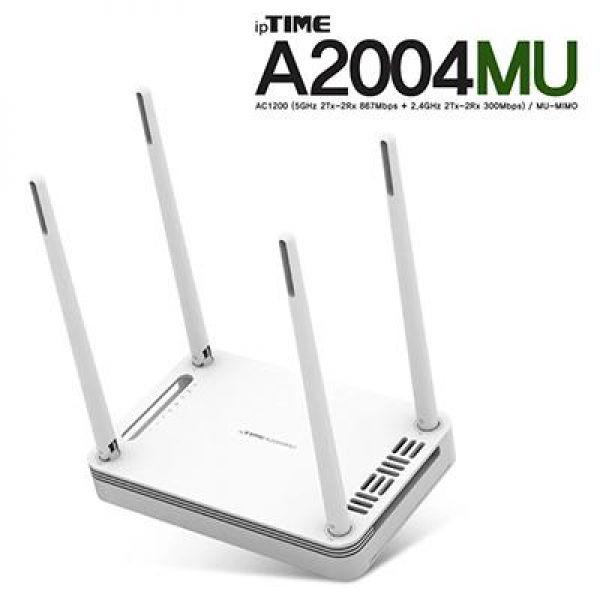 A2004MU 11ac유무선 공유기 컴퓨터용품 컴퓨터주변기기 공유기 유무선공유기 와이파이