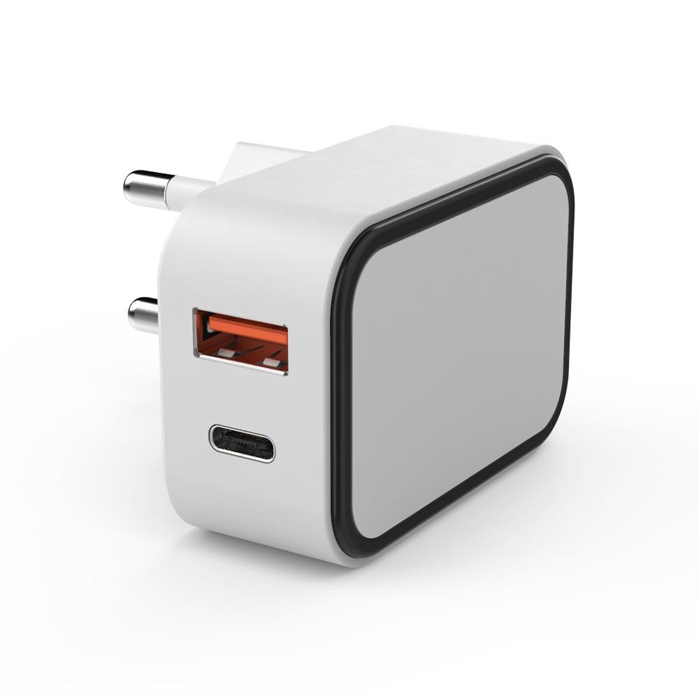 듀얼 고속 충전기 PD3.0 TypeC USB