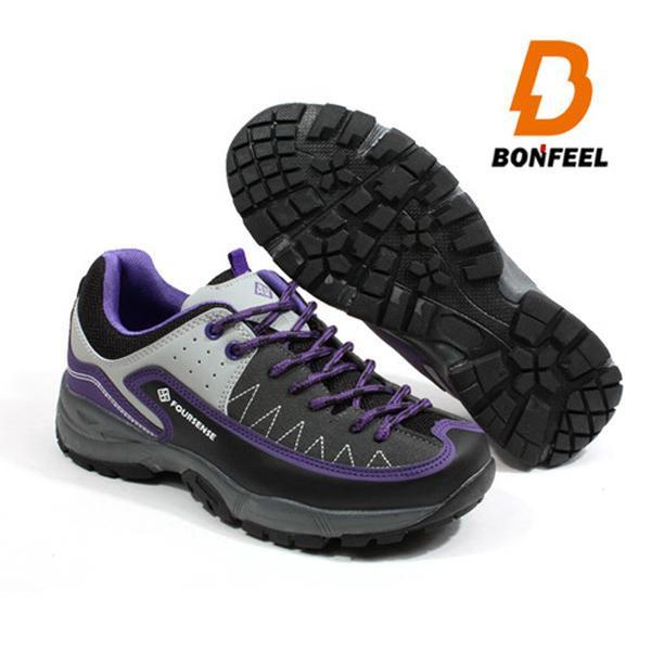 본필 여성 등산화 트레킹화 BFM-3516(purple) 신발 여성등산화 여성용트레킹화 경등산슈즈 여성워킹화 가벼운등산화 경등산화 중등산화