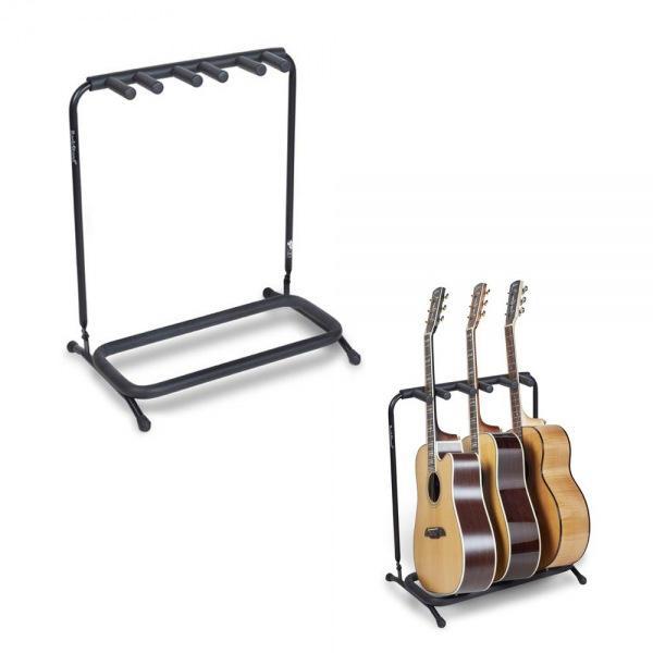 멀티 기타스탠드 3단 Classic/ Acoustic용 20870 기타거치대 기타받침대 기타걸이 통기타받침대 통기타거치대 일렉스탠드 통기타스탠드 기타용거치대 베이스스탠드 일렉기타거치대
