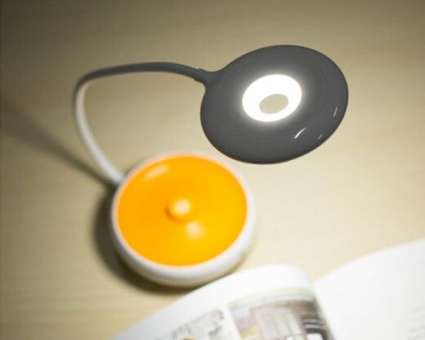 무광 LED 도우넛 스탠드 독서등 무드등 취침등 조명등 북스탠드 스탠드 독서등 북라이트
