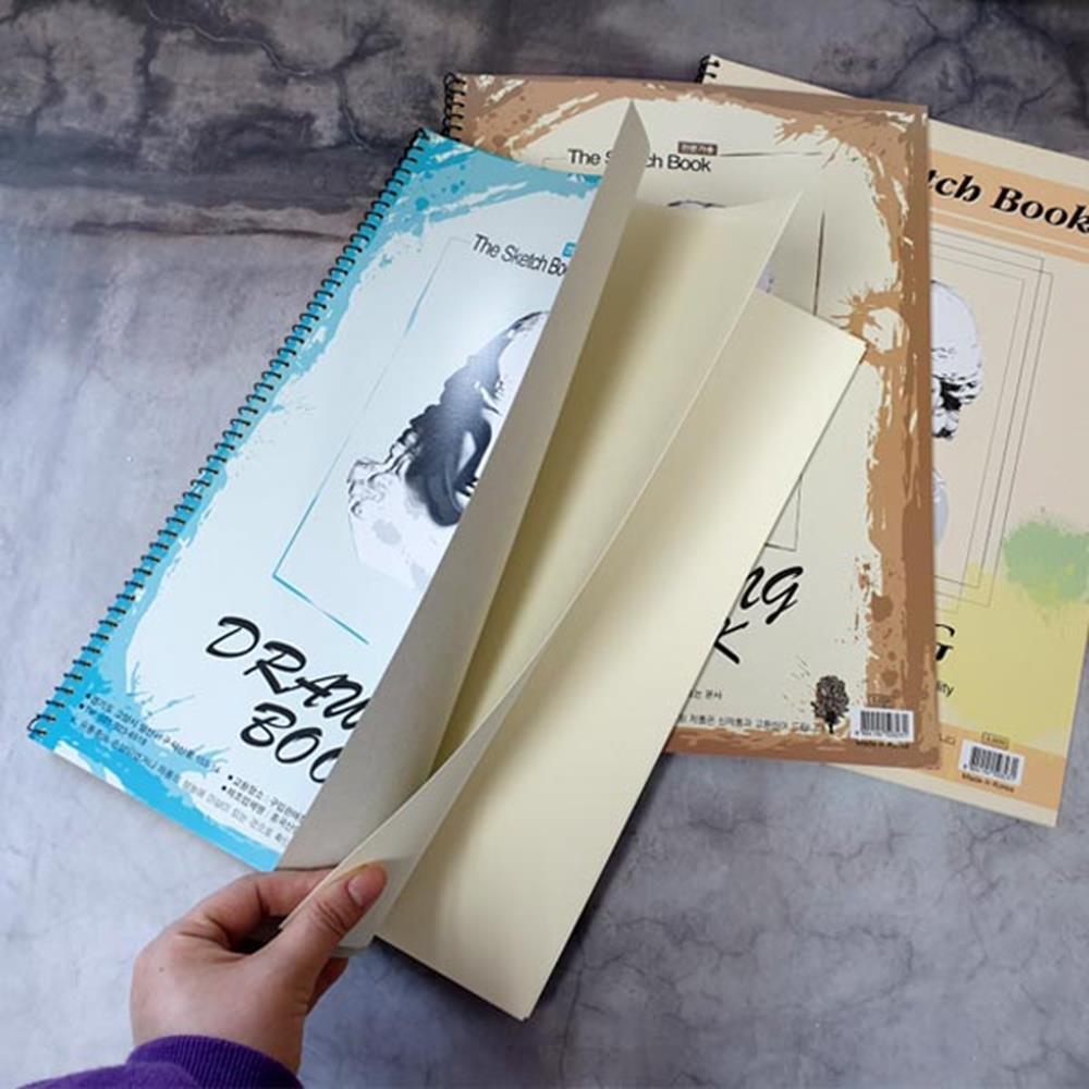 8절 전문가용 3000 스케치북 색칠북 문구 미술북 미술책 미술북 스케치북 색칠북 문구