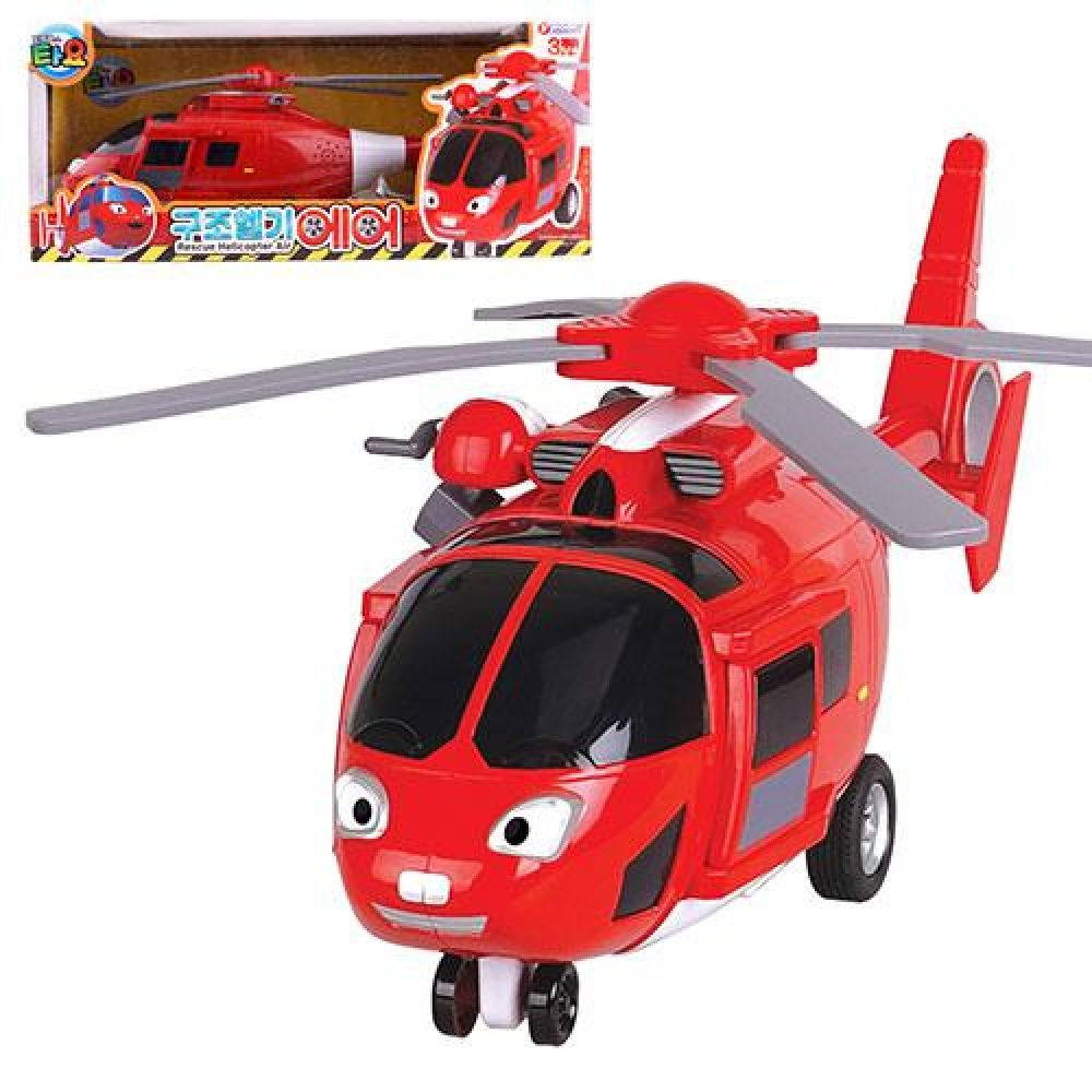 바니 타요 구조헬기 에어(78557) 장난감 완구 토이 남아 여아 유아 선물 어린이집 유치원