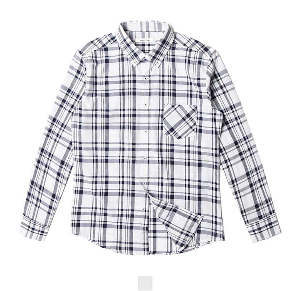 로건 타탄 체크 남자셔츠 남자와이셔츠 와이셔츠 남자셔츠 옥스포드셔츠 남성셔츠 남자정장셔츠 남자남방 남자체크셔츠 남자체크남방 빅사이즈셔츠 화이트셔츠 블랙셔츠 슬림핏셔츠 무지셔츠 심플셔츠 남자스트라이프셔츠