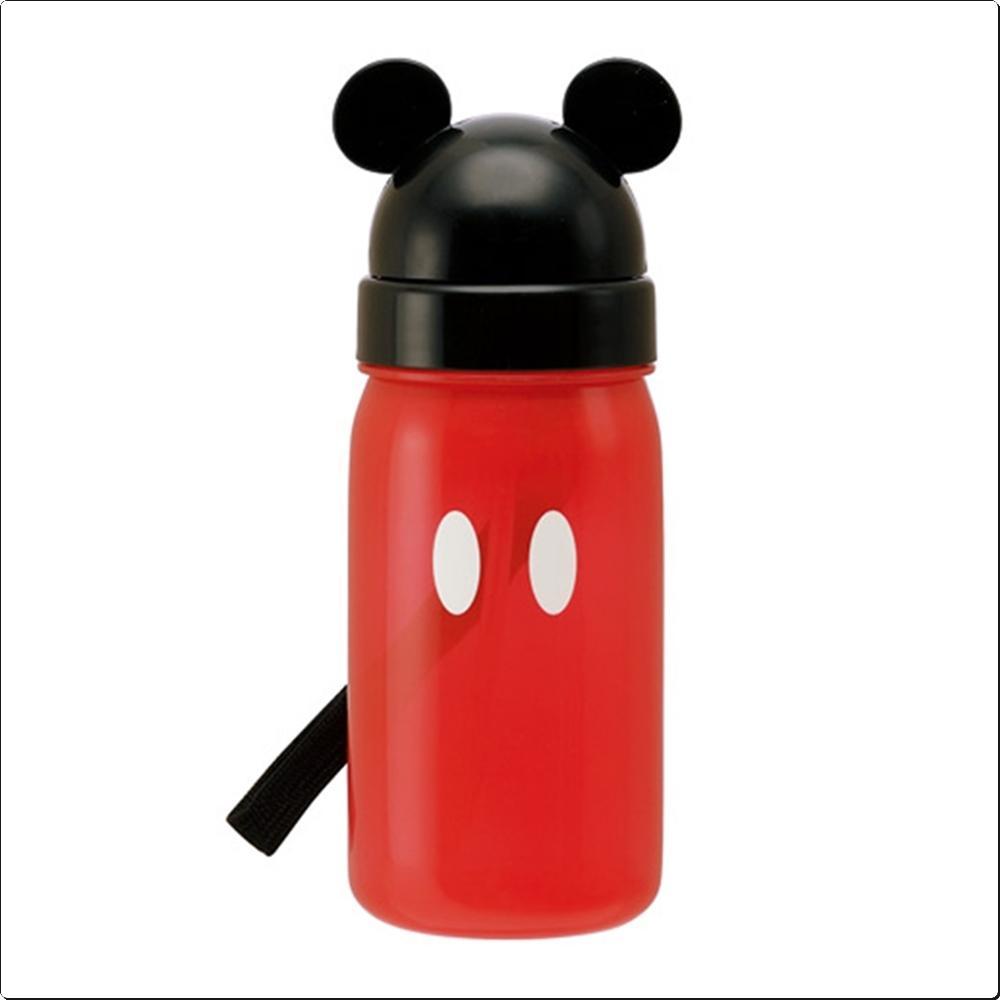 미키마우스 얼굴 빨대물통350ml(일)(160271) 캐릭터 캐릭터상품 생활잡화 잡화 유아용품